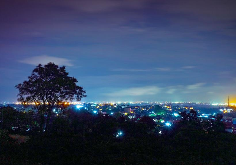 From Jimbaran Hill - Bali